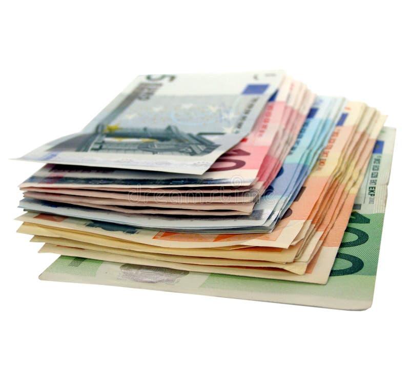 Euro lizenzfreie stockfotos
