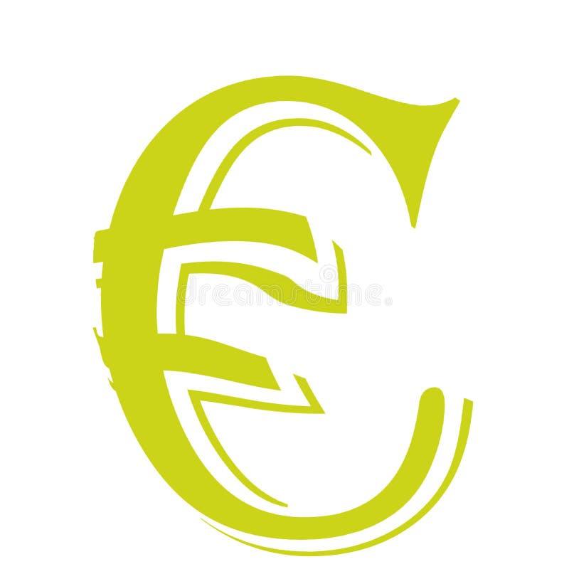 Euro stock de ilustración