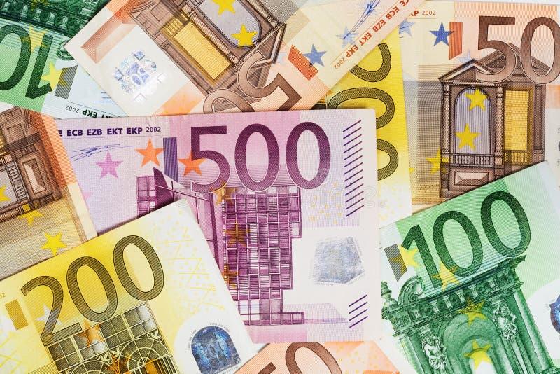 Download Euro Banknotes stock photo. Image of studio, nobody, money - 16976522