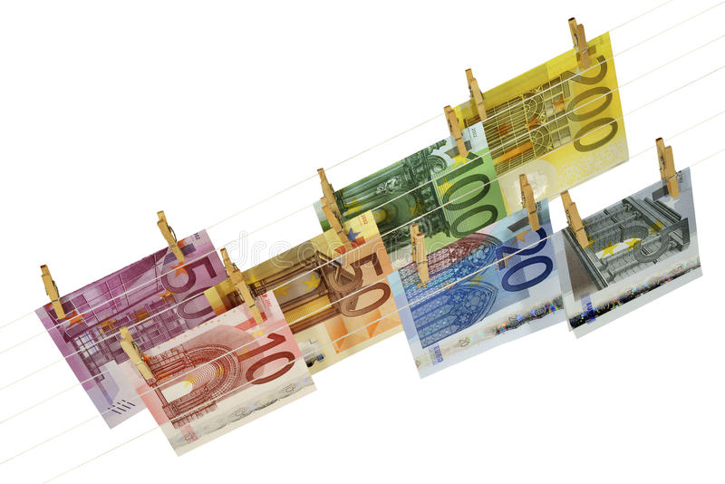Download Euro banknotes stock photo. Image of rich, loan, payment - 28973150