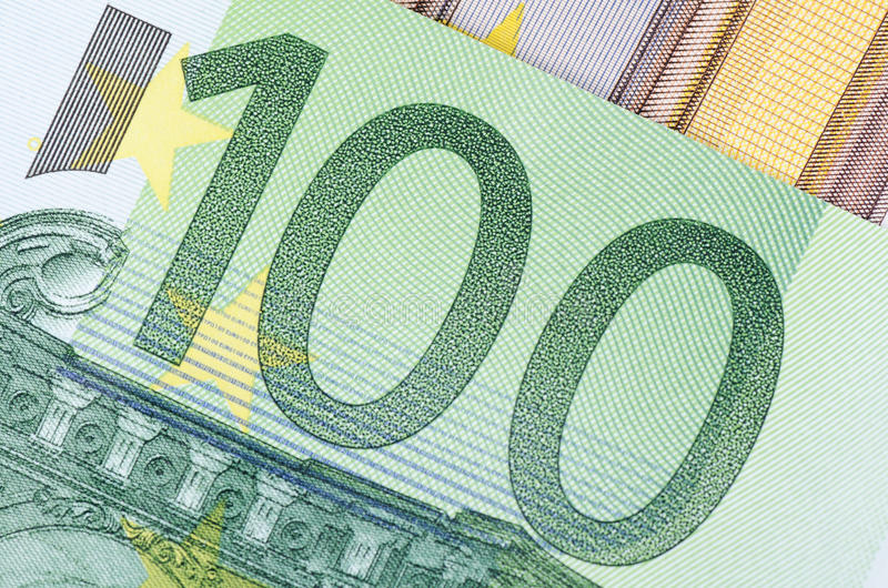 Download Euro Banknotes As A Background, Close-up Stock Image - Image: 26239847