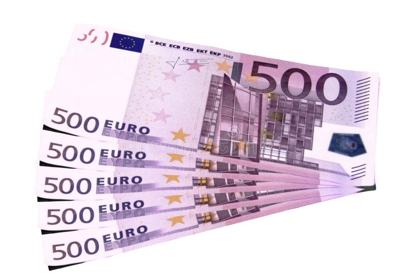 Download Euro banknotes background stock image. Image of banknotes - 24621547