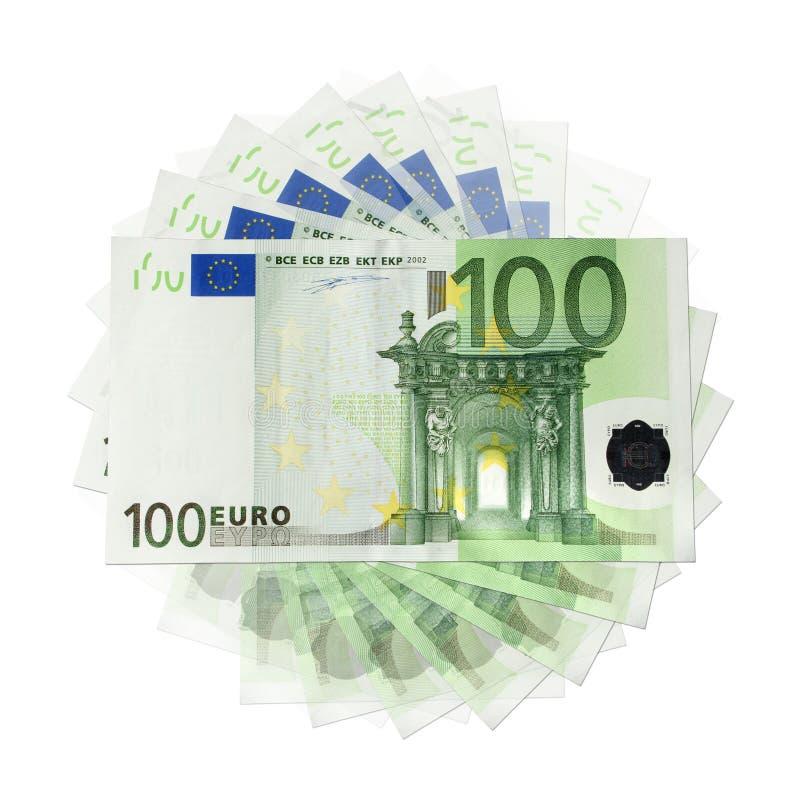 Euro billets de banque illustration de vecteur