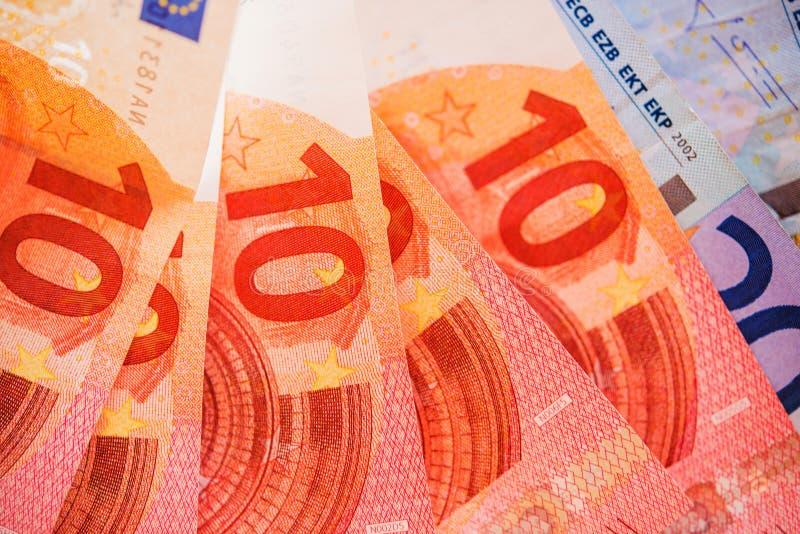 Euro biznes zdjęcie stock
