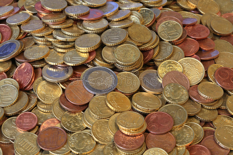 Download Euro Coin Royalty Free Stock Photo - Image: 26652315