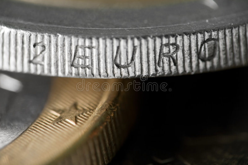 Download Euro Coin stock image. Image of background, currency, european - 7488969