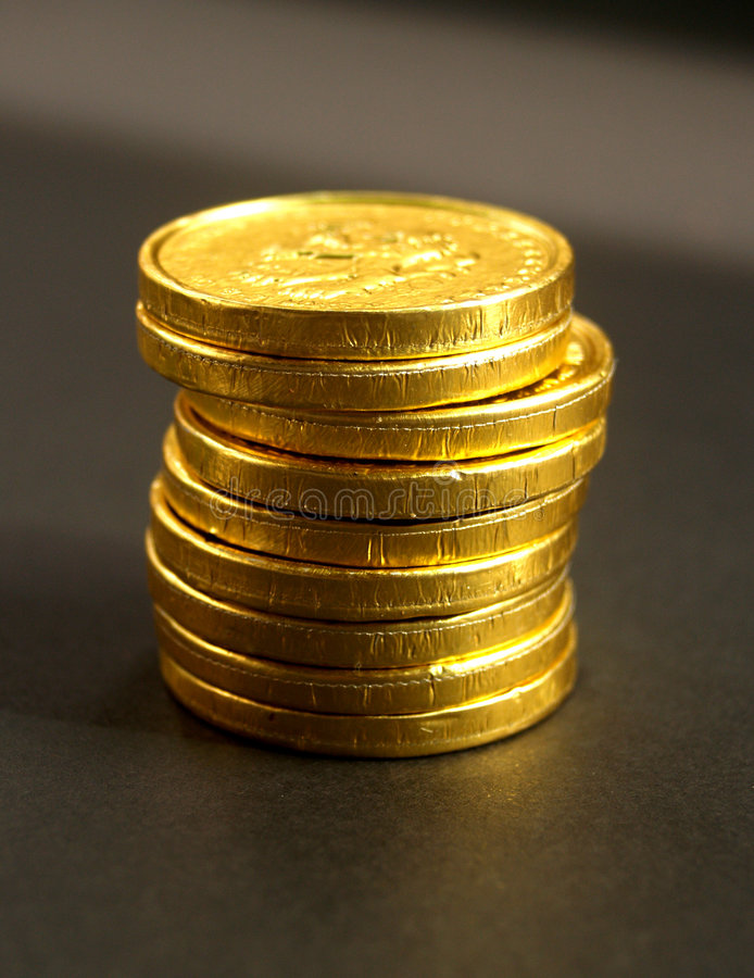 Download Euro coins stock photo. Image of finances, exchange, gold - 984828