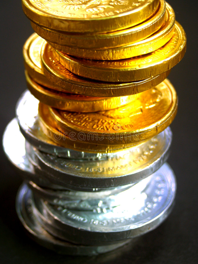 Download Euro Coins4 Royalty Free Stock Images - Image: 984829