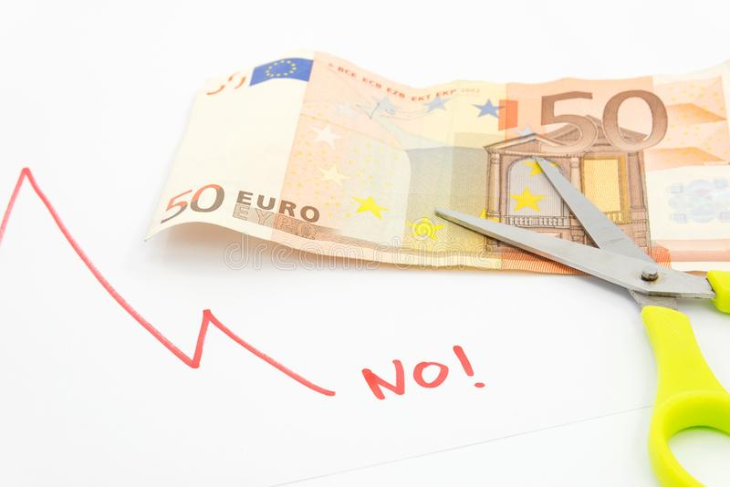 Download Euro crisis stock illustration. Image of bankruptcy, markets - 26019903