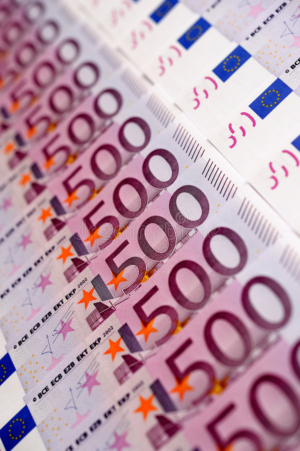 Free Euro Currency Stock Image - 9063331