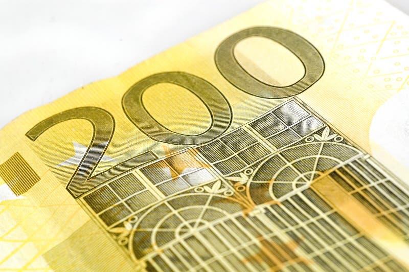 Euro Deux Cents Images libres de droits
