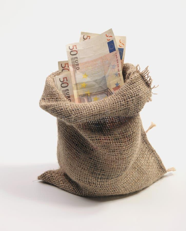 Euro di risparmio fotografie stock