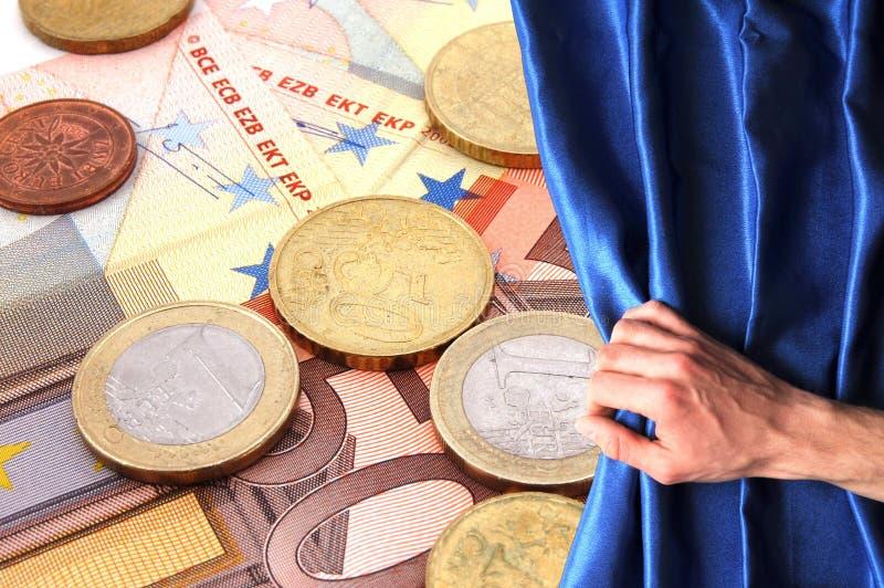 Euro- dinheiro imagem de stock royalty free