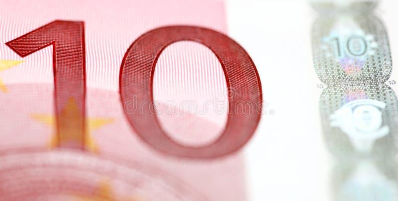 Euro Dix photo stock