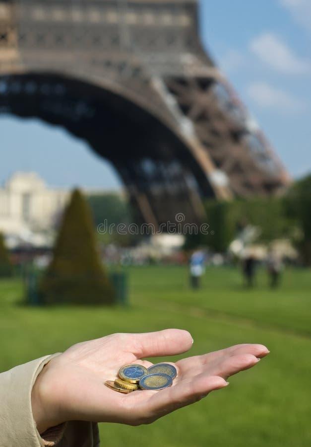 euro Europa royaltyfri fotografi