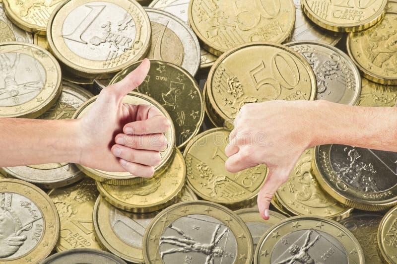Euro Finance Stock Photos