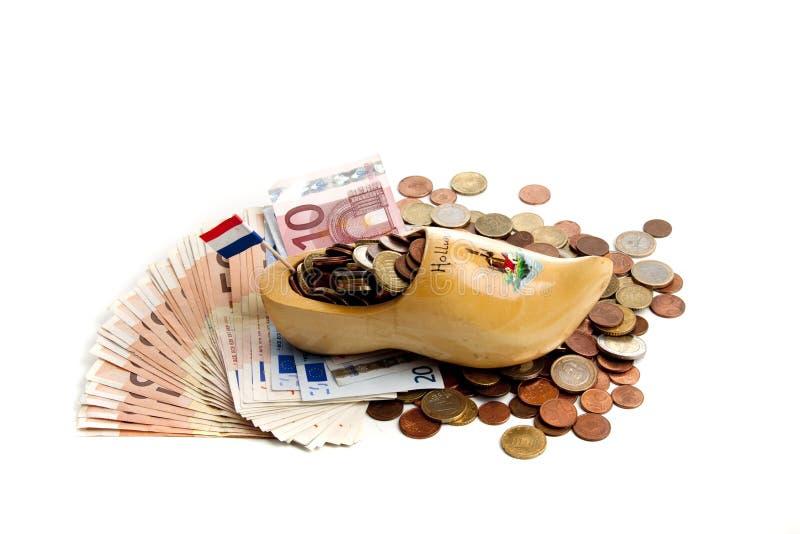 Euro geld stock fotografie