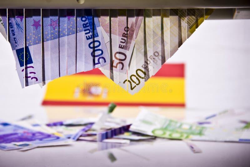 EURO/Geld stockfotos