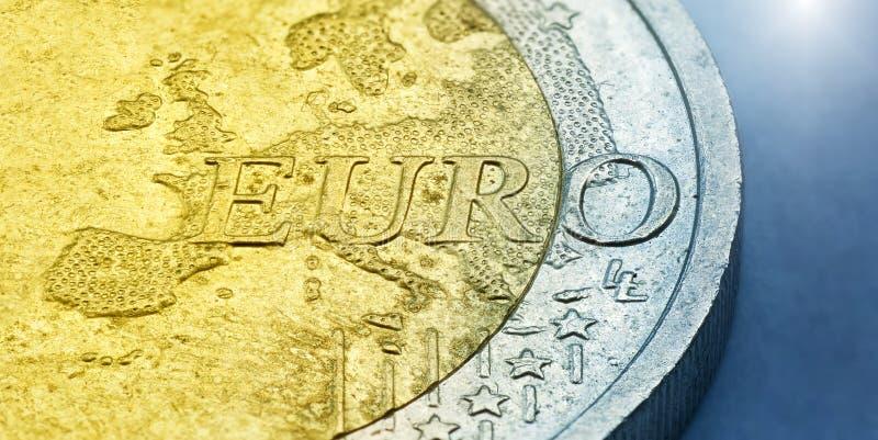 Euro, euro, geld, banner, muntstukken, euro muntstukken, euro bankbiljetten, euro bankbiljetten, bankbiljetten, financiën, munt,  stock afbeeldingen