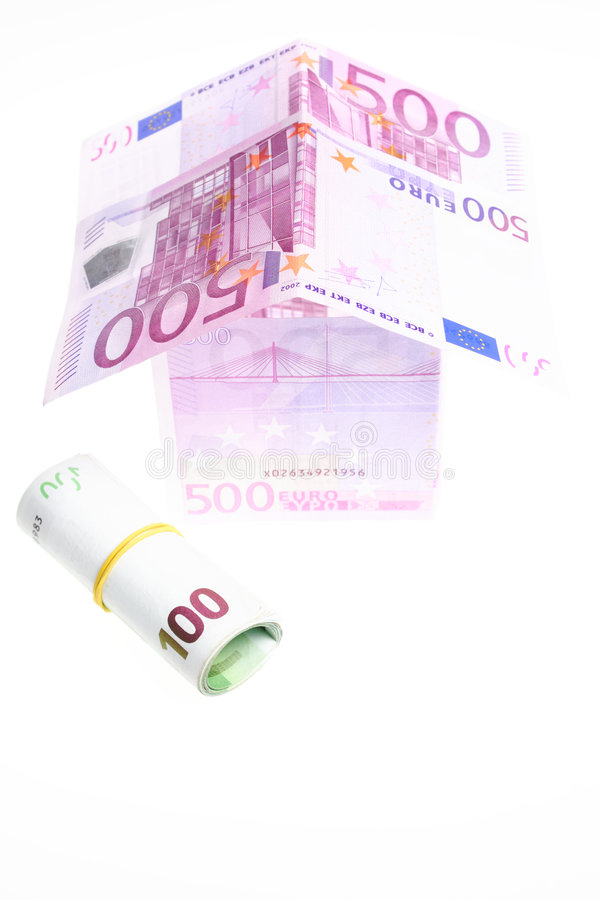 Download Euro Home Stock Photography - Image: 5920272