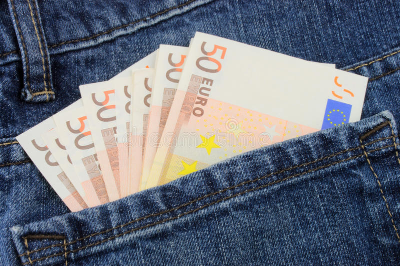 Download Euro Jeans stock image. Image of currency, cash, money - 35480017
