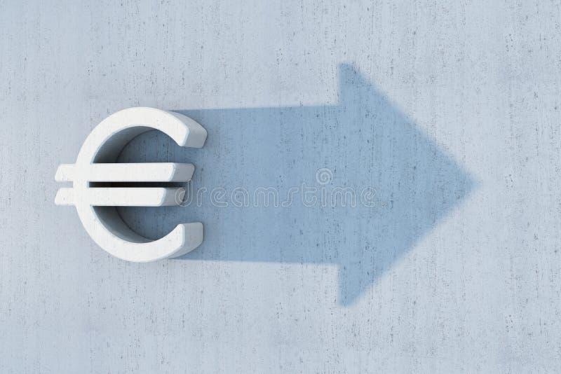 Euro jest r ilustracji