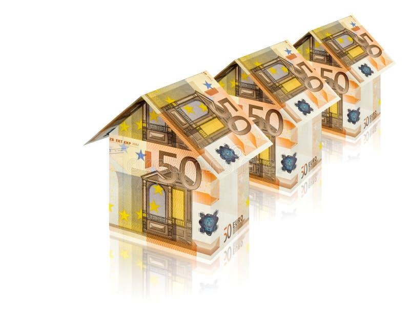 euro maisons photos stock