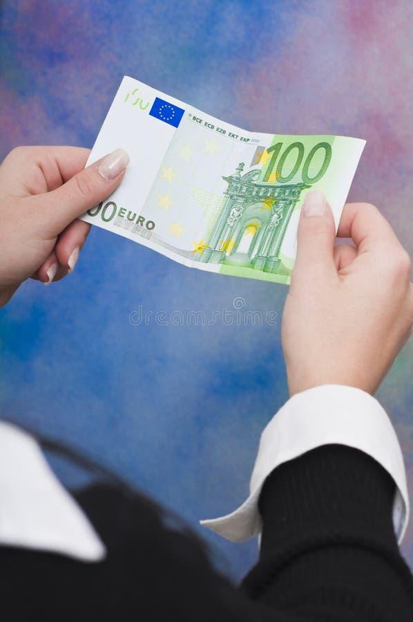Download Euro money stock image. Image of fingers, finance, cash - 12728303