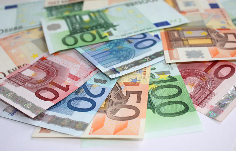 Download Euro money stock image. Image of paper, money, bill, euro - 17337485