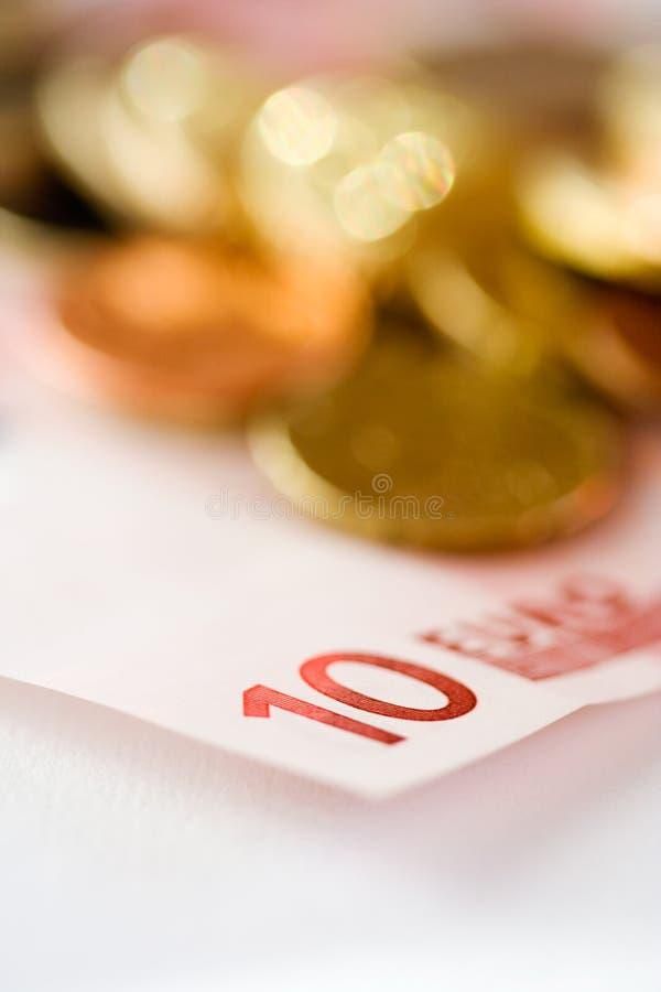 Euro money royalty free stock images