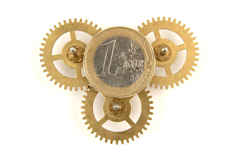 Download Euro money stock photo. Image of mechanical, countries - 22749042