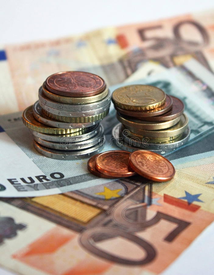 Download Euro money stock image. Image of finance, fondos, dinero - 25649965