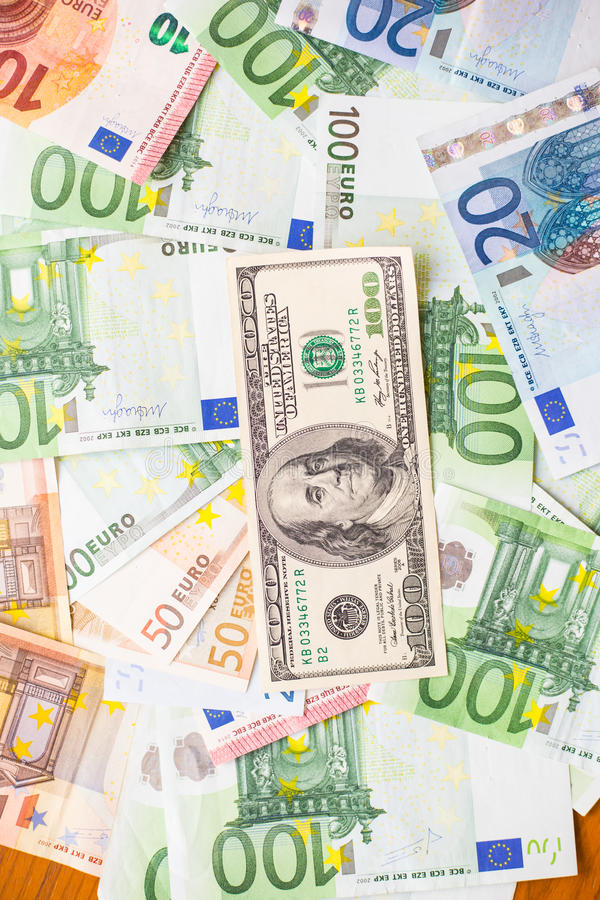 Euro money bank. For your budget to investment royalty free stock photo