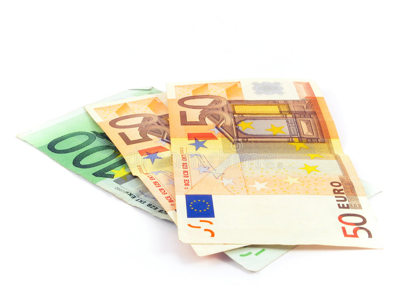 Euro money cash royalty free stock image