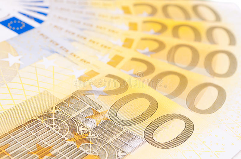 Download Euro money stock image. Image of horizontal, bank, commercial - 31270047