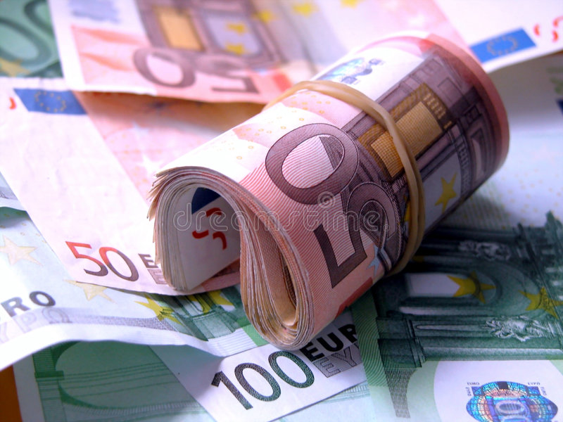 Download Euro Notes Royalty Free Stock Photo - Image: 72375