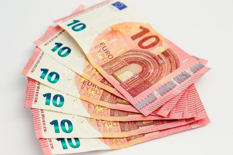 10 Euro Notes Free Public Domain Cc0 Image
