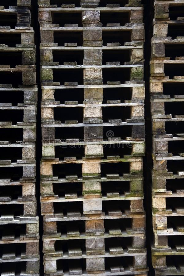 Download Euro pallets stock photo. Image of pile, stock, transport - 9583584
