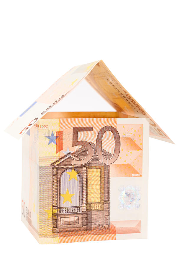 Download Euro real estate stock photo. Image of banking, expenses - 24580048