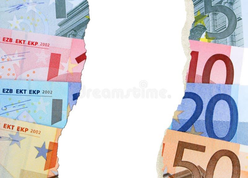 Euro sans valeur illustration stock