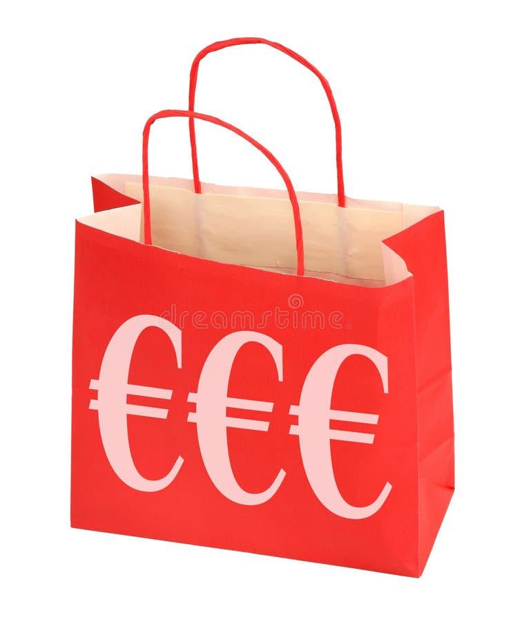 Euro shopping bag