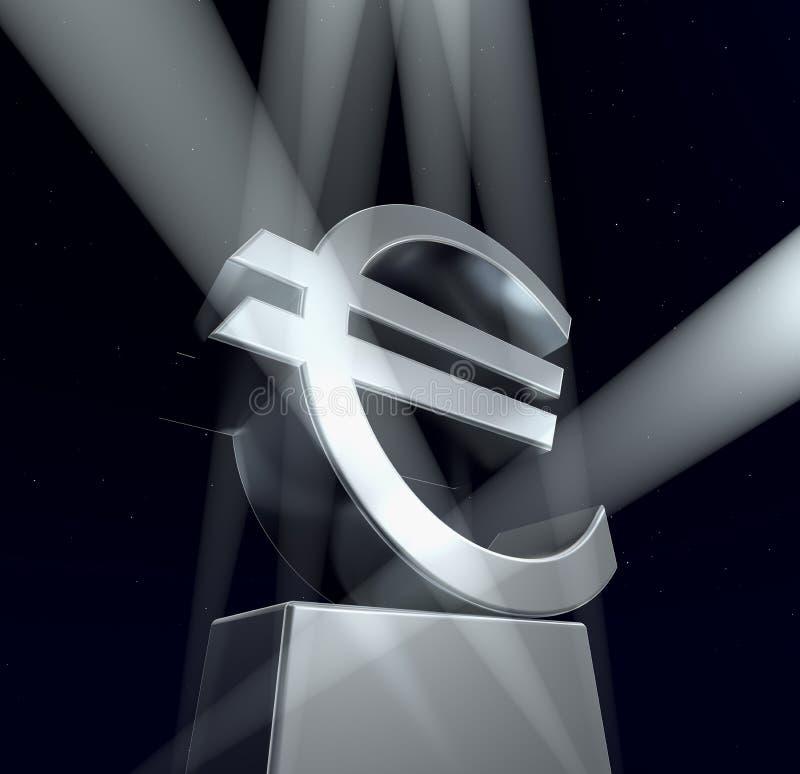 Download Euro sign stock illustration. Illustration of illustration - 17701119