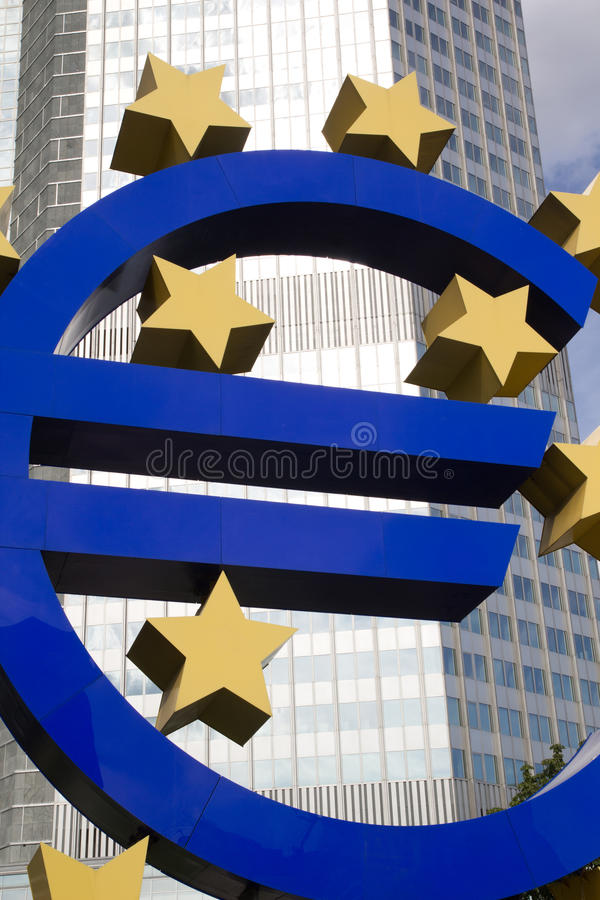 Download Euro Sign editorial image. Image of finance, market, corporate - 27005710