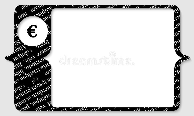 Download Euro sign stock vector. Image of page, message, business - 37624710