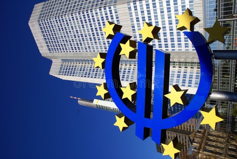 Download Euro signe image stock. Image du dénominatif, artistique - 4350221