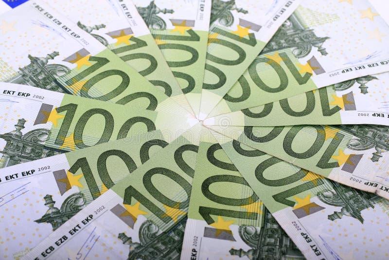 Download Euro sto jeden zdjęcie stock. Obraz złożonej z notatki - 6972488