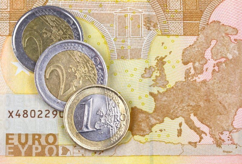 Euro streek stock afbeeldingen