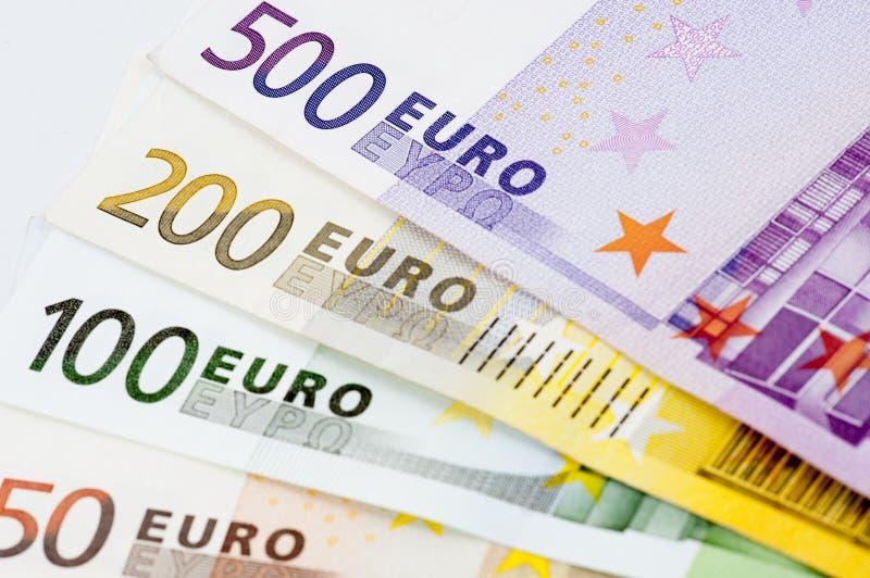 Download Euro valute fotografia stock. Immagine di fattura, payday - 55353216