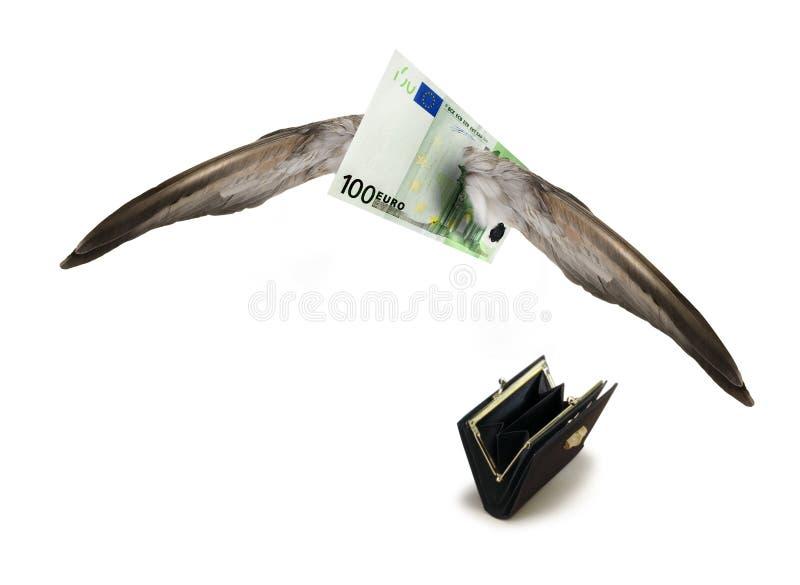 euro vol parti photo stock