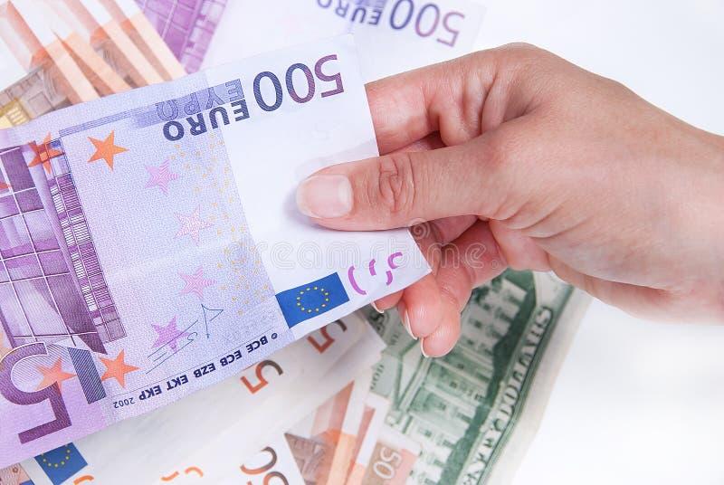eurobanknoten stockfoto bild von hundert finanziell